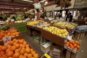 Arthur Avenue green grocer