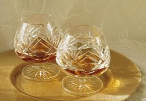 Cognac-LouisXIII snifters