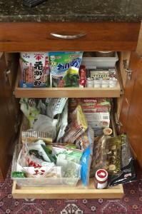 spice rack - japanese
